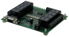 EasyDAQ 8 Channel Serial Relay Controller