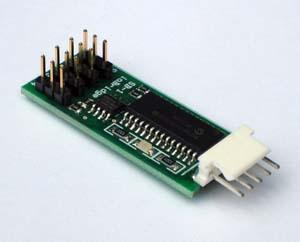 Servo Controller Smart Board